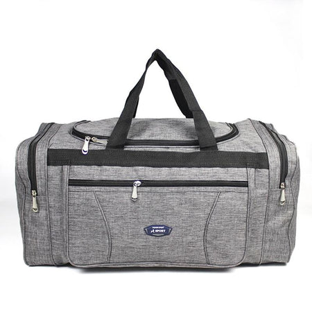 Large Capacity Travel Luggage Bag - Waterproof Duffle Travel Bag - Aesthetic Outfits