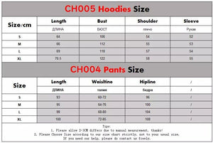 Loose Hooded Tracksuit for Women - Aesthetic Outfits