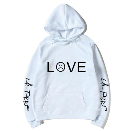 Love Sad Pullover Hoodies