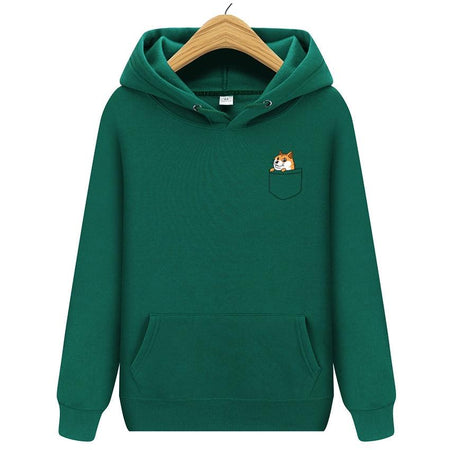 New Popular Men's Casual Hoodies - Leisure Jacket Hood