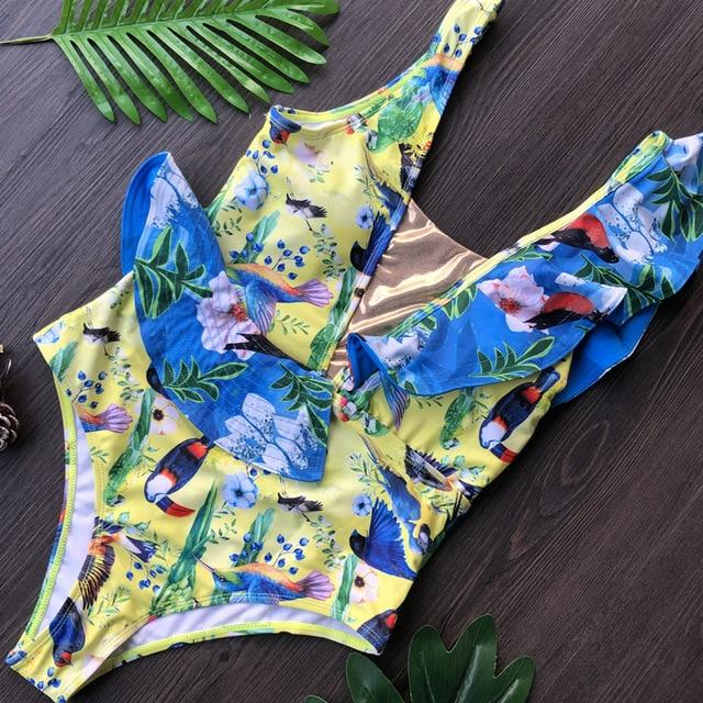 One Piece Swimsuit - Aesthetic - Aesthetic Outfits