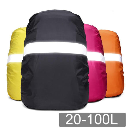 Reflective Waterproof Backpack - Aesthetic Outfits
