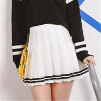Sailor A-Line Skirt - Aesthetic Outfits