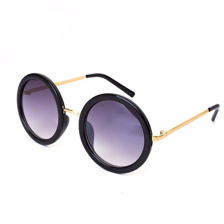 Vintage Round Sunglasses - Aesthetic Outfits