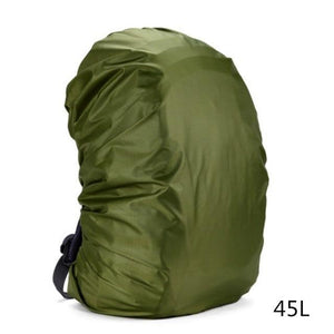 Waterproof Backpack Rain Cover - Aesthetic Outfits