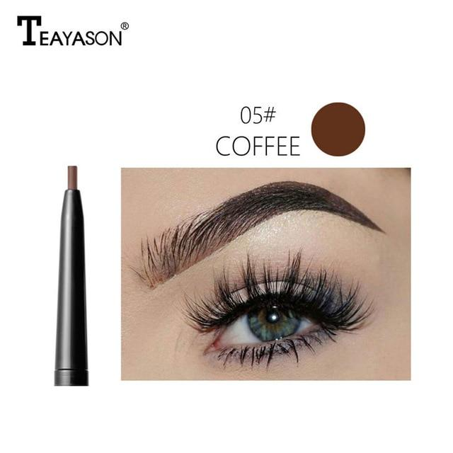 Waterproof Natural Eyebrow Pencil - Aesthetic Outfits
