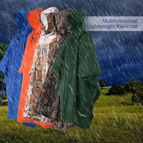 Waterproof Raincoat - Aesthetic Outfits