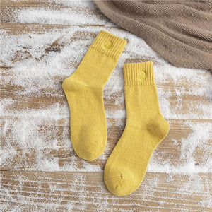 Women Moon Cotton Socks - Aesthetic Outfits