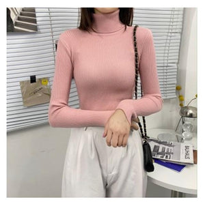Women Sweaters Winter Tops - Aesthetic Outfits