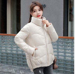 Women's Winter Jacket - Aesthetic Outfits