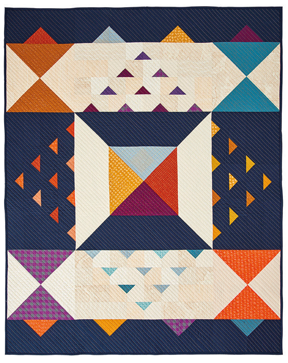Autumn Hours Quilt