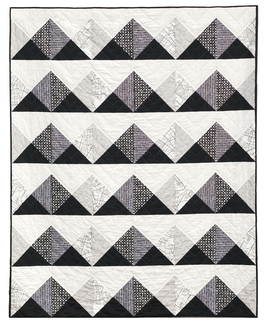 Mountain Call Quilt