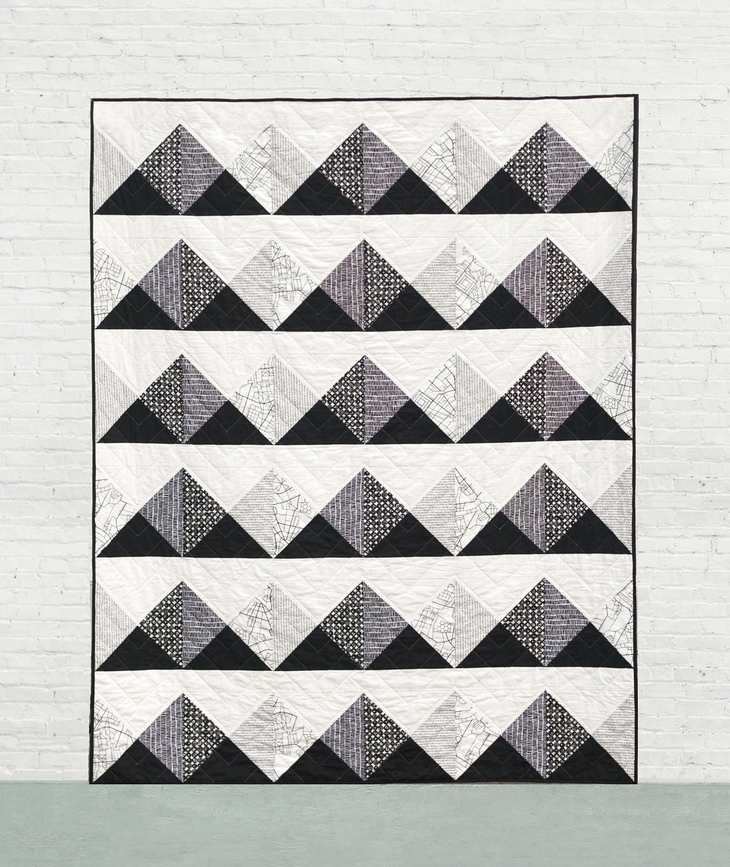 Mountain Call Quilt Pattern (PDF)