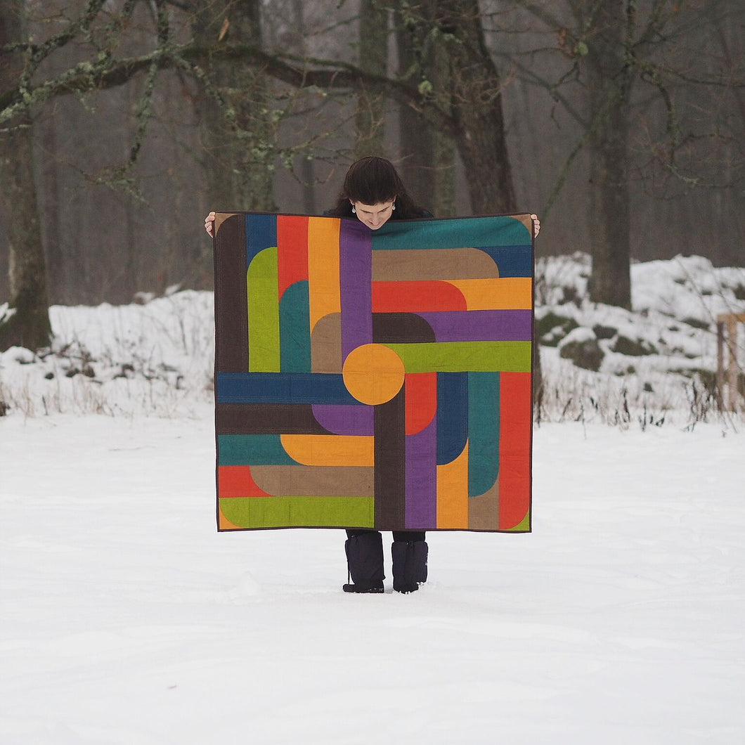Spinoff Quilt