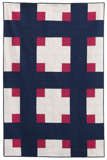 Cross Cabin Quilt