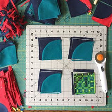 Sewing Curves for Quilting