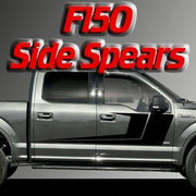 "F150 Hockey Stripes ""DUALIING SIDE STRIPES"" 2004-2017"
