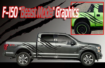f150 beast mode slash graphics