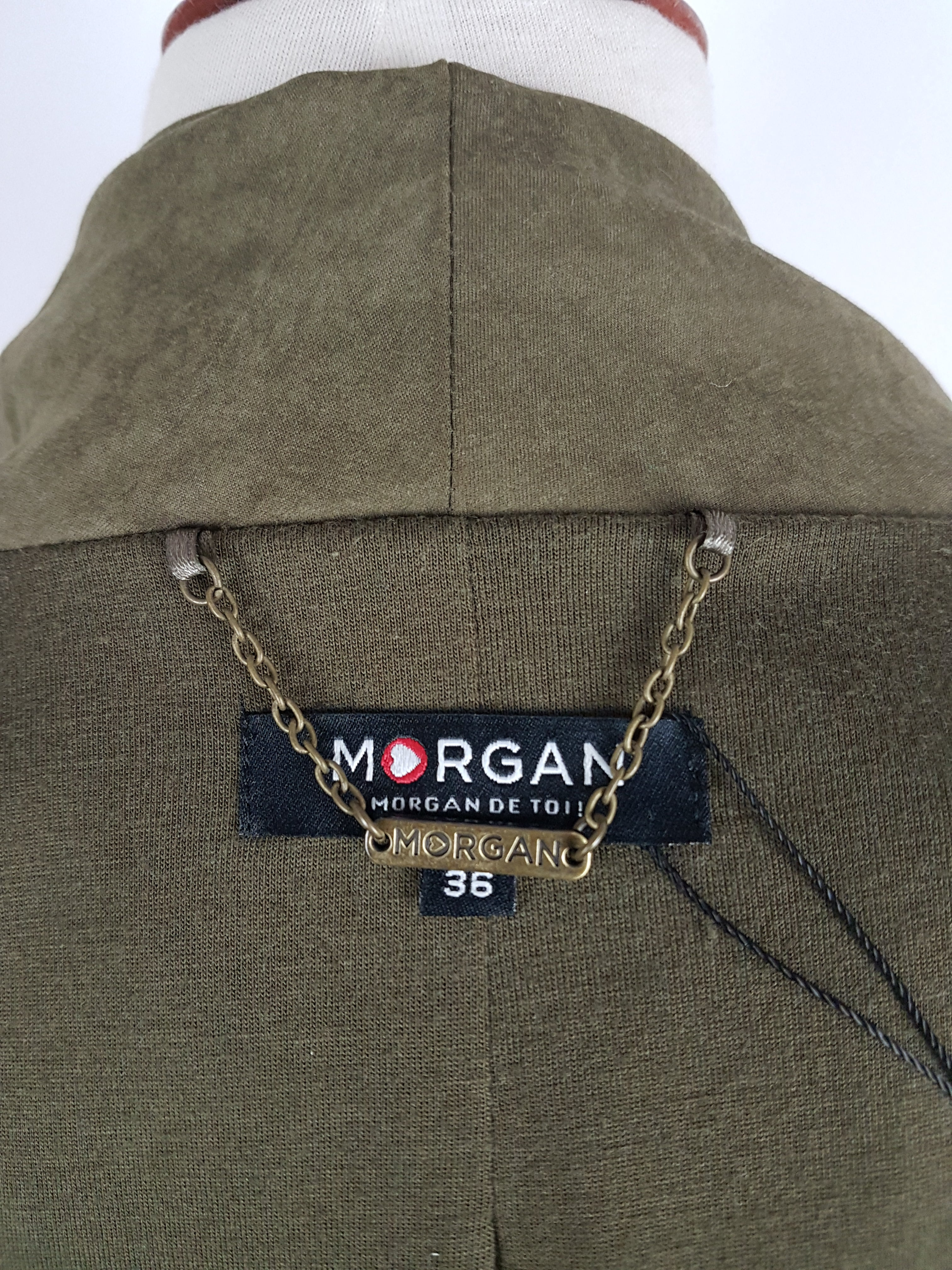 Veste Morgan