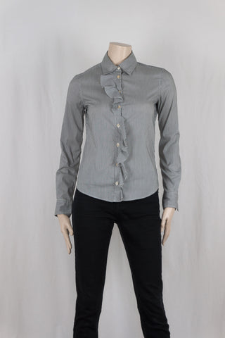 Blouse Moschino – Boutique Popeline -  Friperie, Seconde main & Consignation - Montréal, Plateau Mont-Royal