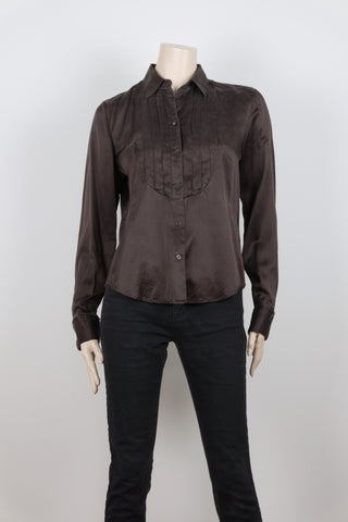 Blouse Ralph Lauren – Boutique Popeline -  Friperie, Seconde main & Consignation - Montréal, Plateau Mont-Royal