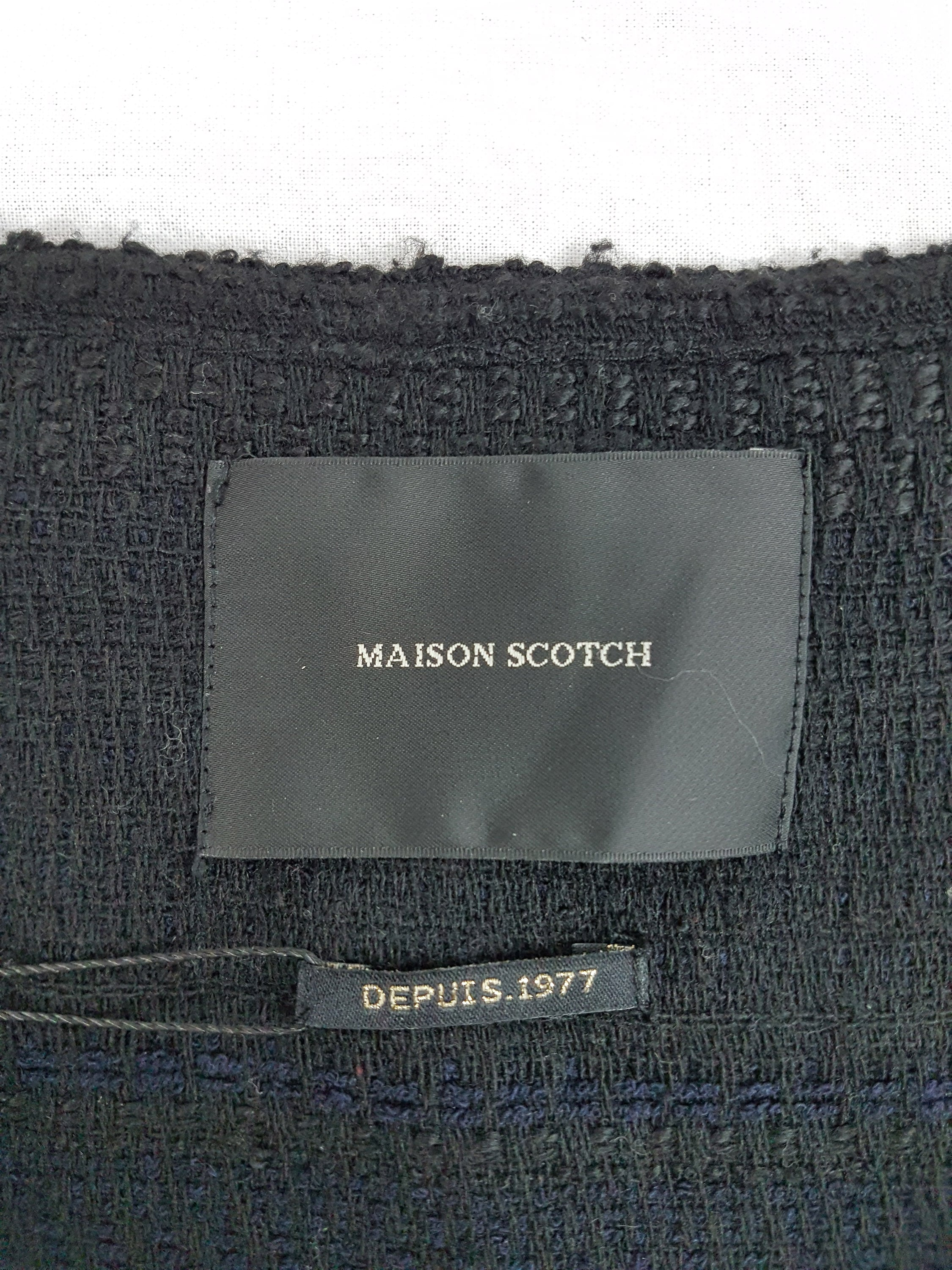 Cardigan Maison Scotch – Boutique Popeline -  Friperie, Seconde main & Consignation - Montréal, Plateau Mont-Royal