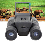 DIGITAL VIDEO CAMERA BINOCULARS