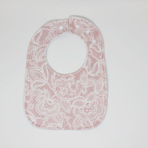 Vintage Lace Traditional Bib