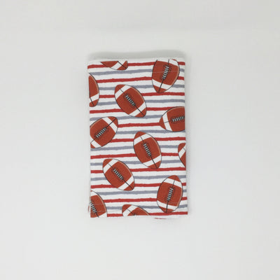 Football Burp Cloth