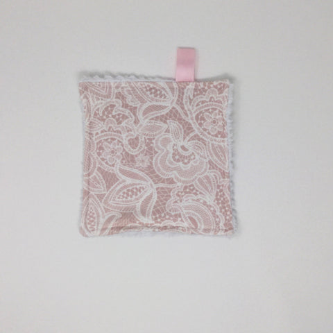 Vintage Lace Washcloth