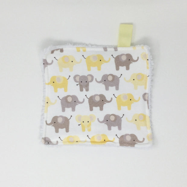 Elephant Yellow and Gray