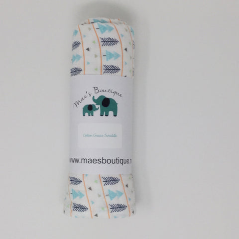 Woodland Tree Swaddle Sale Item