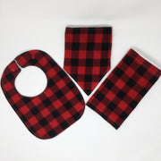 Black and Red Buffalo Plaid Bundle Sale Item