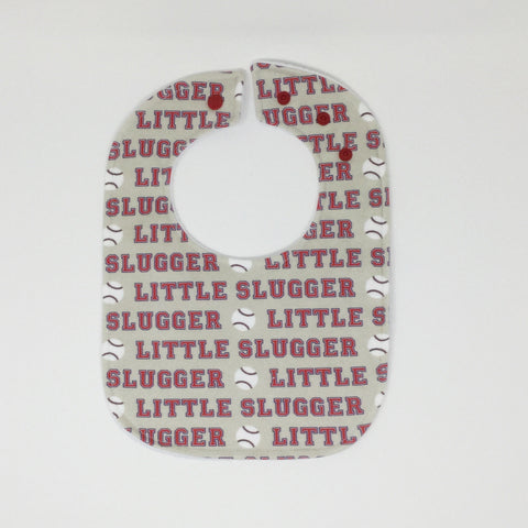 Little Slugger Traditional Bib