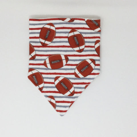 Football Bandana Bib