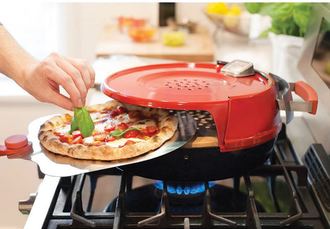 Stovetop Artisan Pizza Oven