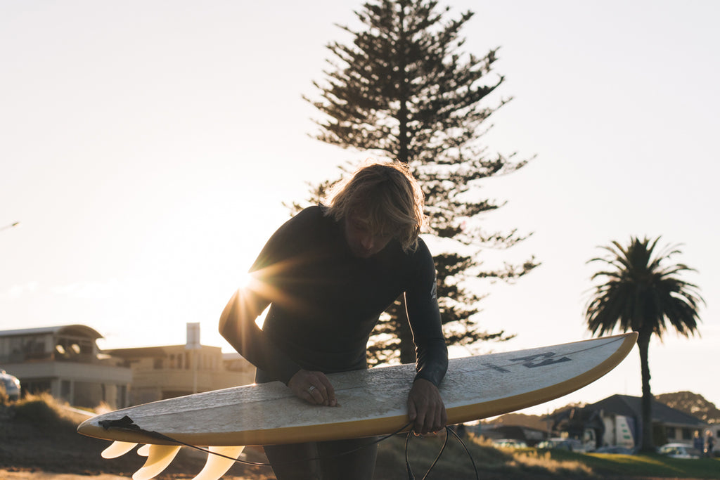 Win a Tyler Warren Surfboard