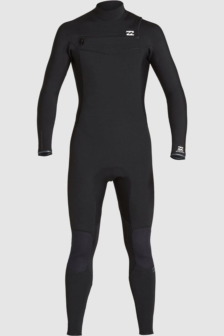 403 Furnace Revolution Chest Zip Ls Fullsuit