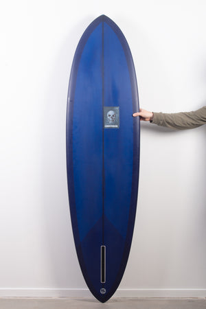 Load image into Gallery viewer, 6'10 C-Bucket - Single Fin