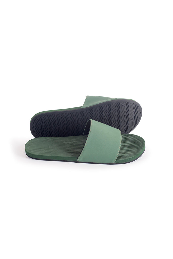 ESSNTLS - Mens Slide - Leaf