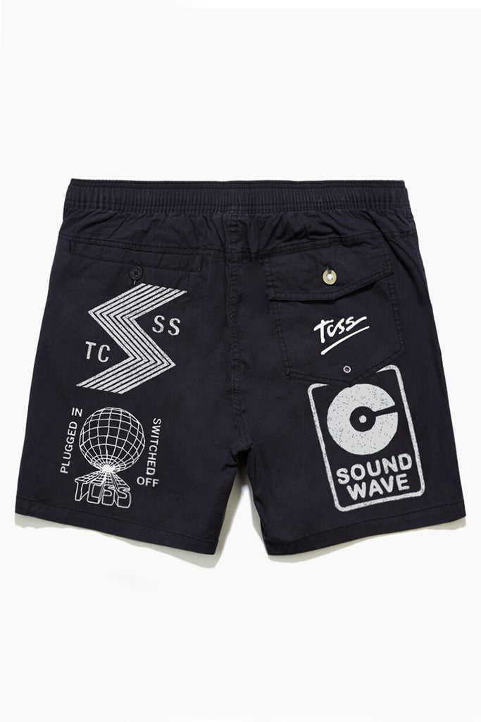 Icon Boardshort - Black