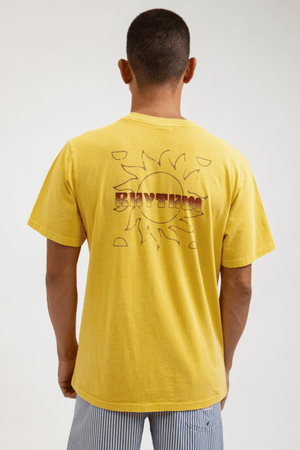 Load image into Gallery viewer, Sound Ss Vintage T-Shirt - Vintage Gold