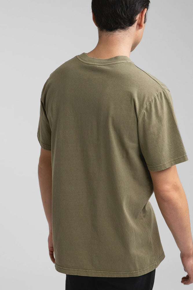 Load image into Gallery viewer, Classic Vintage Tee - Olive