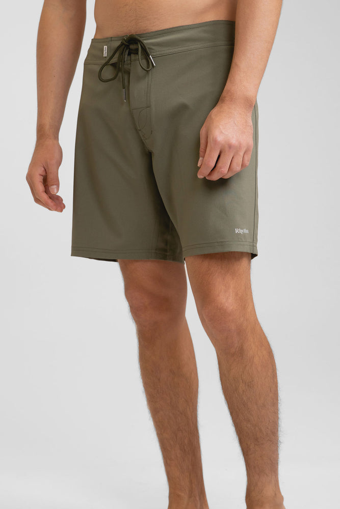 Classic Stretch Trunk - Olive