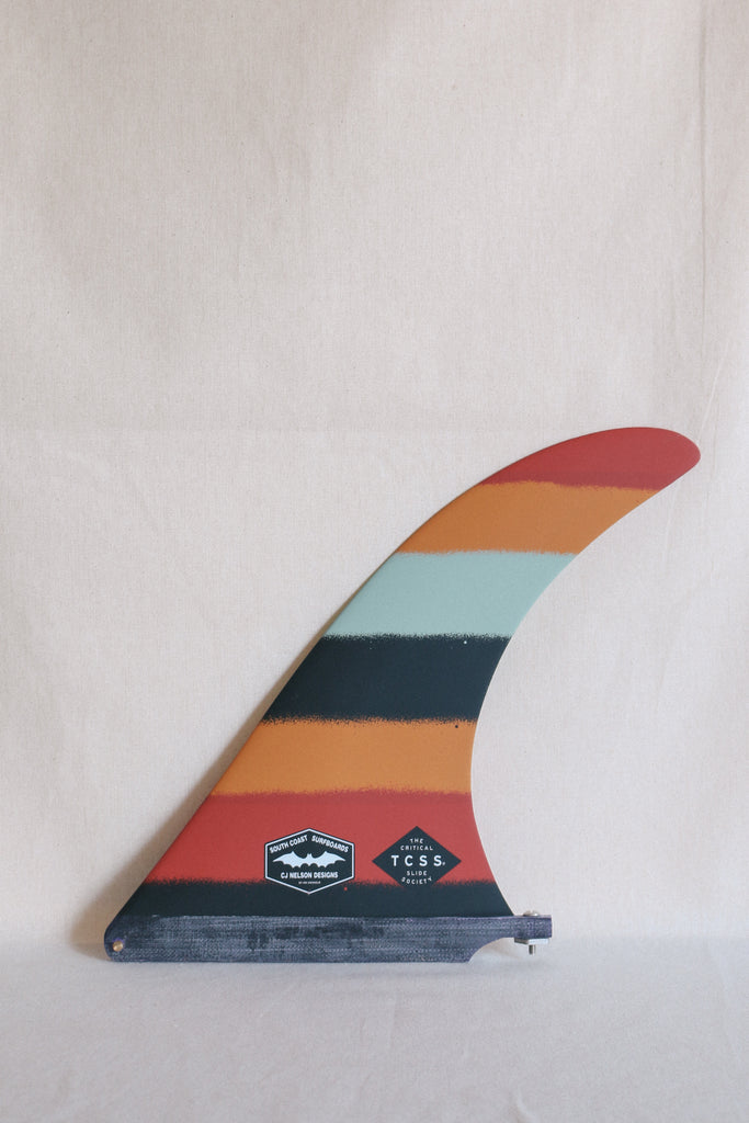 CJ Stripe Fin - Multi