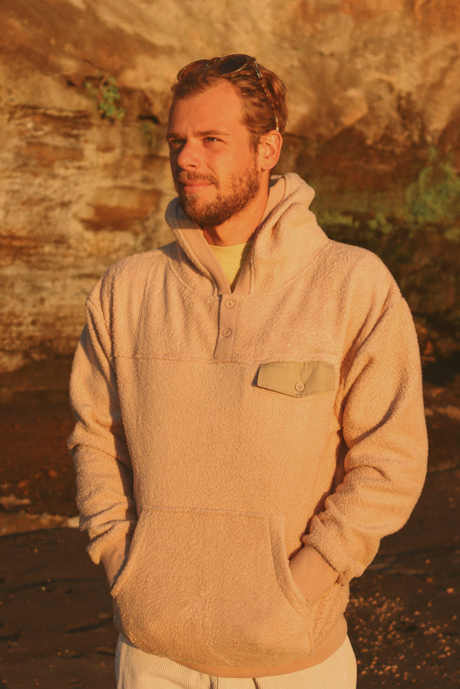 West Winds hoody - Sand