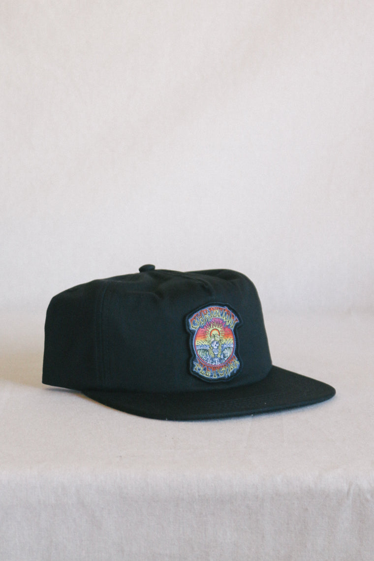 Christian Fletcher Cap - Black