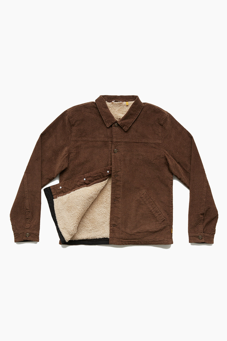 Los Captain III Jacket - Coffee