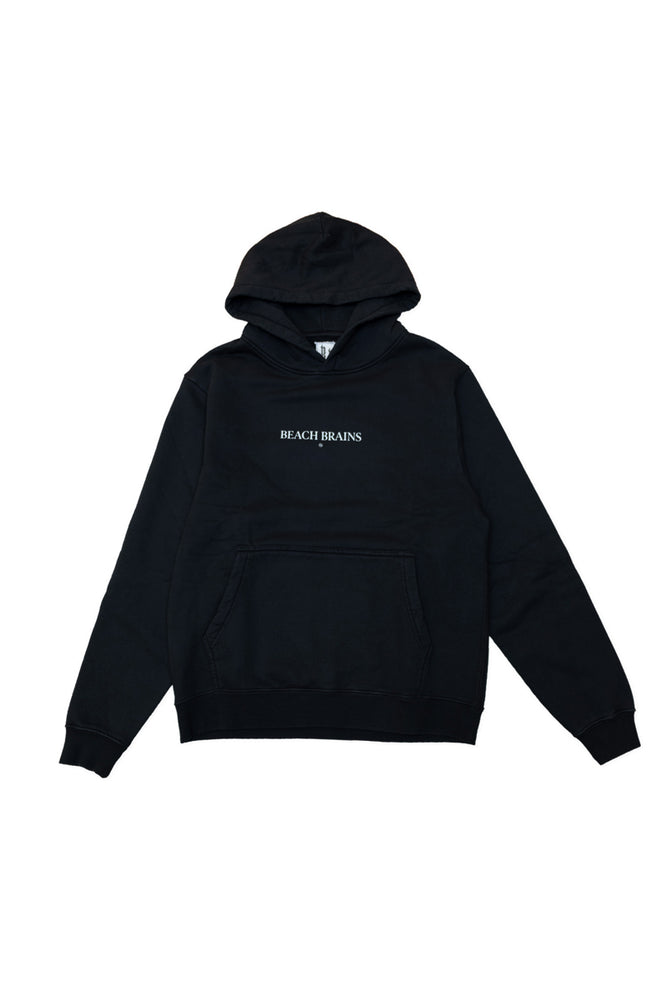 Load image into Gallery viewer, Logo Hood - Black