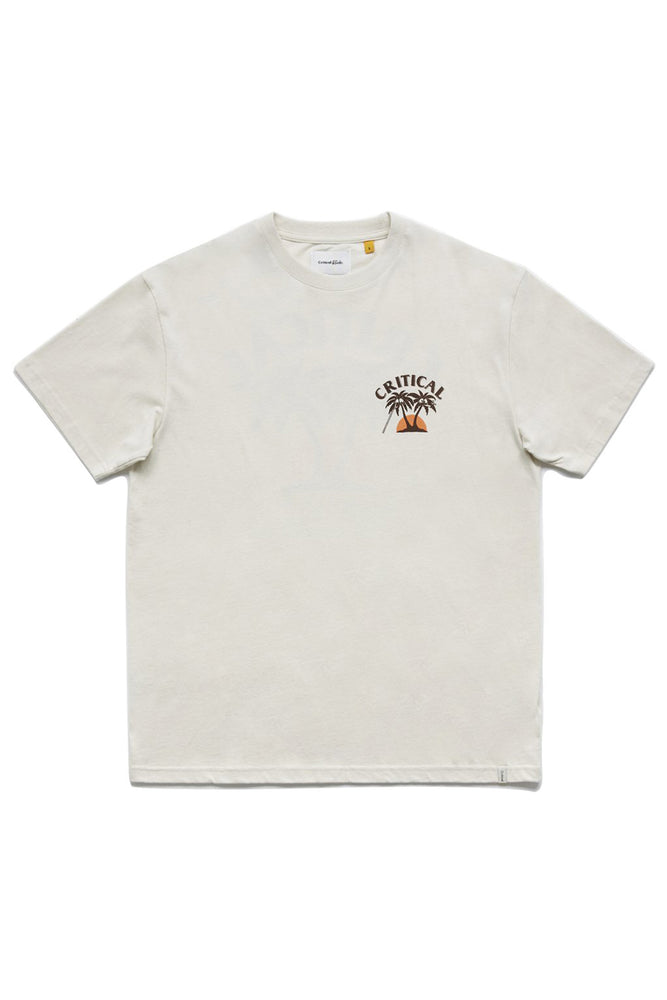 Malibooze Tee - Dirty White